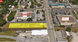 Vacant Lot with +/-12,000sf Slab in Place
