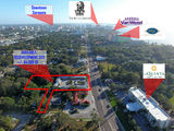 +/- 1.47 Acres Opportunity Zone! Zoned NT