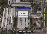 NEW 55,000± SF Industrial Facility on 66th Street North For Lease