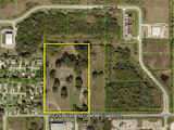 8.44 +/- acres of Industrial Land - Low Price!
