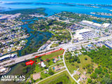1.44ac,Waterfront, OMI Zoned Land w/ Huge Exposure - Seller Financing!