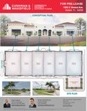 PRE-LEASE /  approved for 13,000 SF of commercial