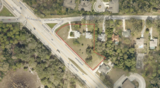 1.55 Acres Zoned Office - Hard Corner!