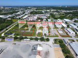 7 Industrial Parcels (+/- 3.4 Acres) w/ +/-4,000 sf Warehouse