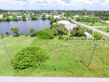 Own this rare waterfront dream lot in North Port