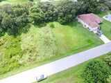 Invest in a Beautiful Canalfront Lot in Warm Mineral Springs
